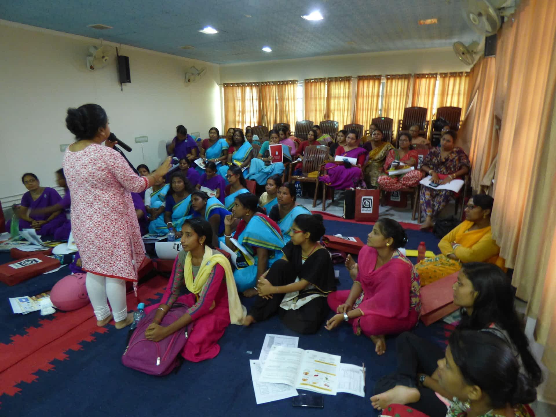 LALANA- A holistic menstrual hygiene campaign by SDO of Arambagh