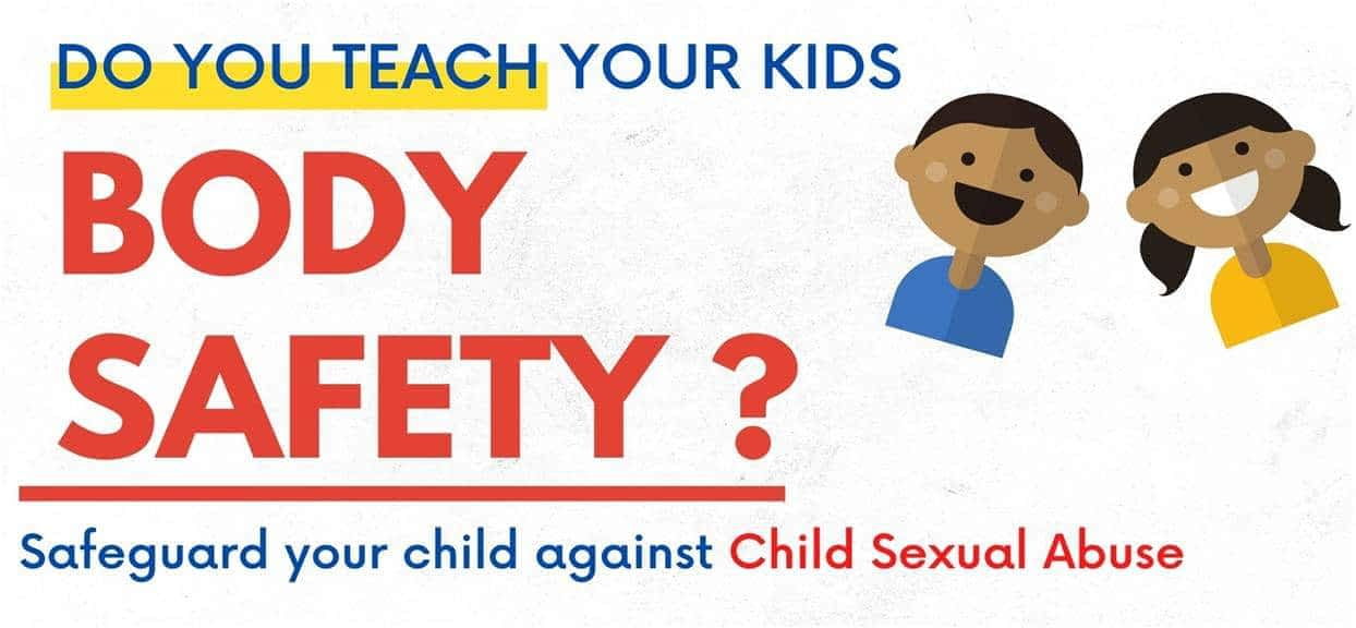 Safeguard your child against sexual abuse