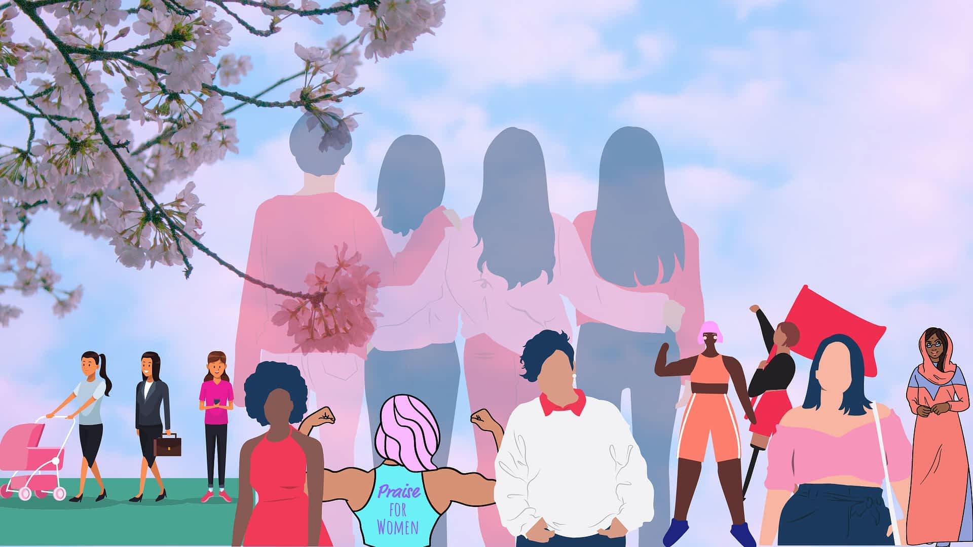 Understanding the theme around this years International Women's Day