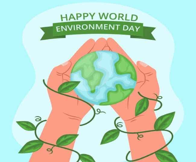 This World Environment Day, lets pledge to protect and restore our precious ecosystems